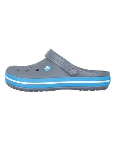 Crocs Crocs Crocband Unisex Gri-Mavi Cr0007-07W Renkli